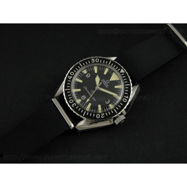 Cheap Discount Replica Vintage Seamaster 300 Royal Navy