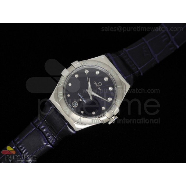 Cheap Discount Replica Constellation Quartz 35mm Purple V2