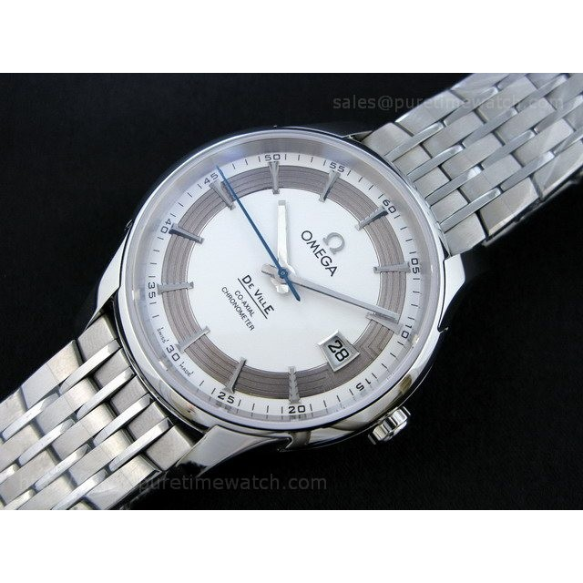 Cheap Discount Replica Hour Vision SS White Dial