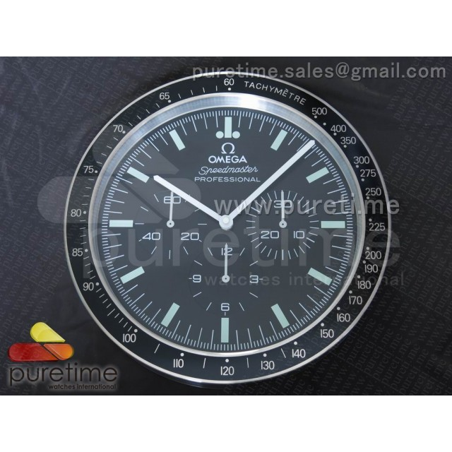 Cheap Discount Replica Omega Speedmaster Professional The Moon Watch Style Wall Clock