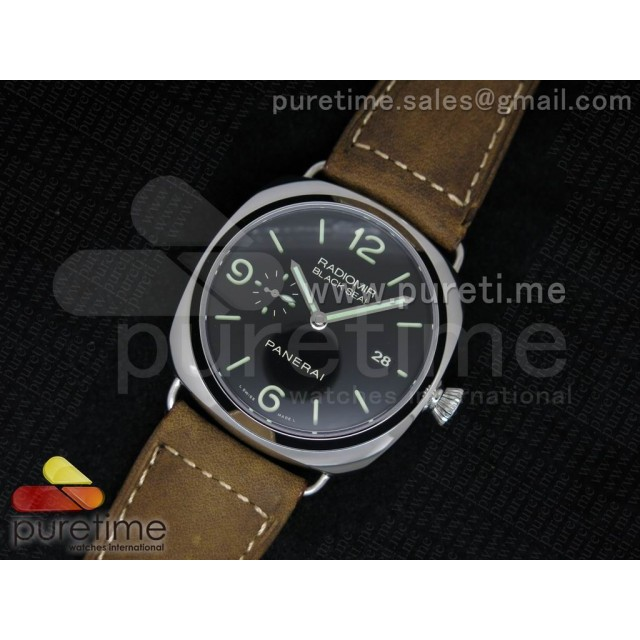 Cheap Discount Replica PAM388 O ZF 1:1 Best Edition on Brown Asso Strap P9000
