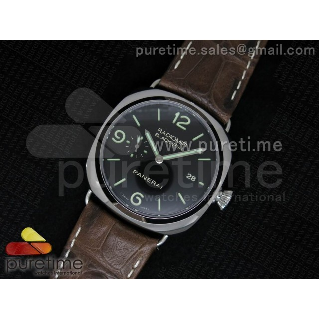 Cheap Discount Replica PAM388 O ZF 1:1 Best Edition on Brown Leather Strap P9000