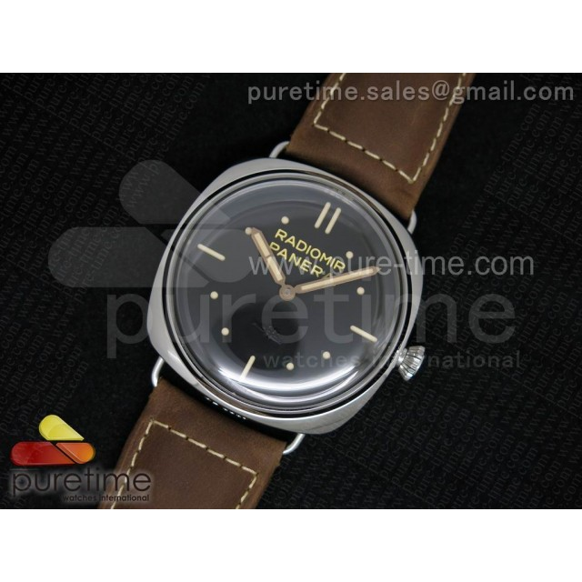 Cheap Discount Replica PAM425 O SF S.L.C Dial on Brown Asso Strap P.3000 Super Clone