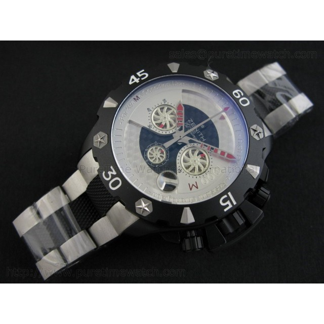 Cheap Discount Replica Defy Extreme White Chrono Ultimate Edition Bracelet