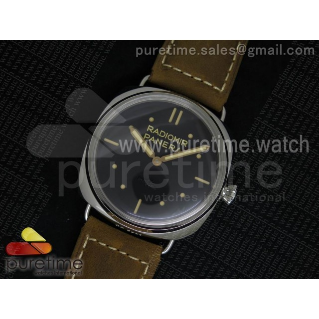 PAM425 P ZF 1:1 Best Edition S.L.C Dial on Brown Asso Strap P.3000 Super Clone